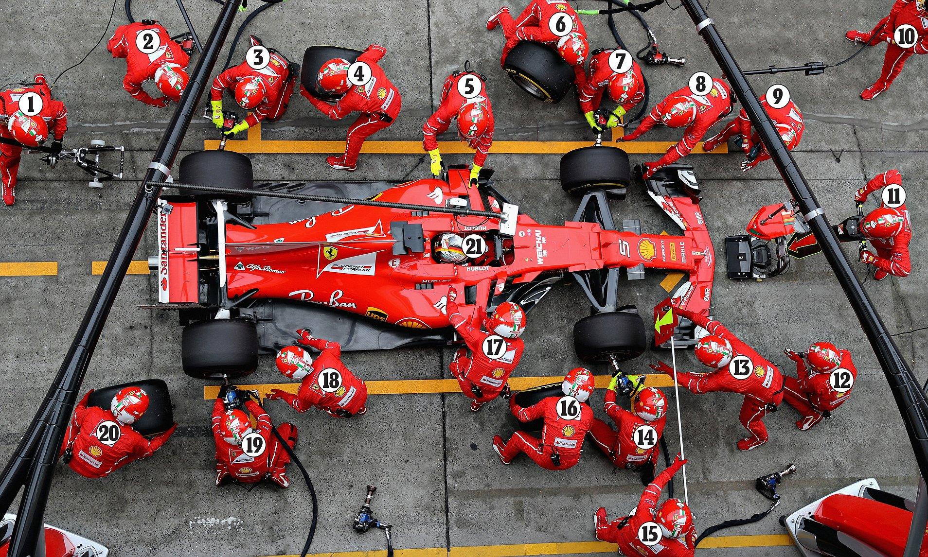 F1 Grand Prix of China